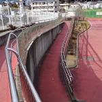 テニスコートスロープ