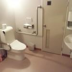 吹の湯旅館、多目的トイレ2