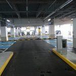 専用駐車場入り口