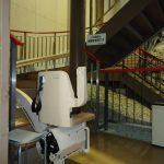 電動リフト椅子(昇降機)