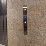 エレベーター操作盤①