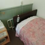 かんぽの宿、バリアフリールーム介護ベッド