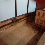 浴槽までのスロープ④