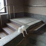 宿泊者専用の借り切り風呂②