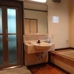 障害者用貸切個室浴場①